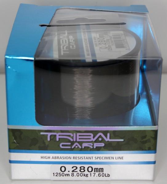 Tribal Carp 1250m 0,28mm 8,00kg Camouflage QP