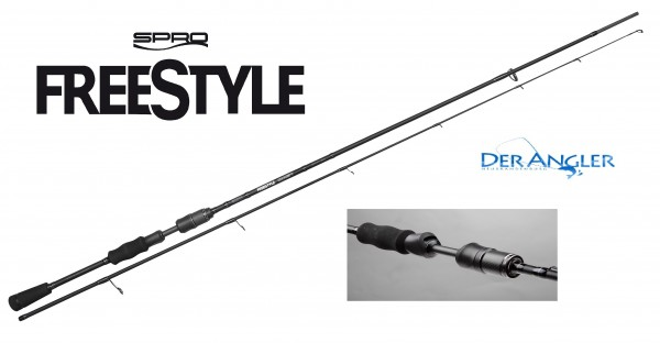 Spro FREESTYLE CONCEPT SPIN 30 2,10m <30g