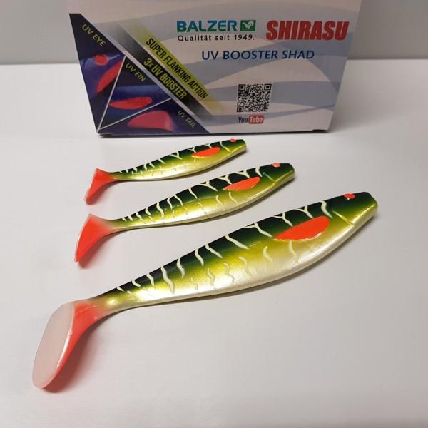 Balzer UV Booster Shad Pike 6cm 10cm 13cm 17cm 23cm