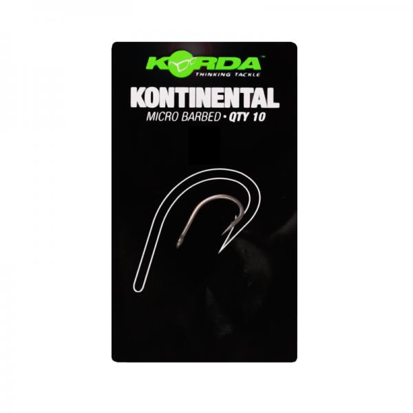 Korda Kontinental Hook Size 04
