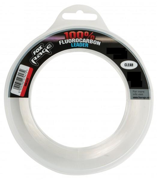 Fox Rage Fluorocarbon Leader 0,60mm 0,75mm 0,90mm