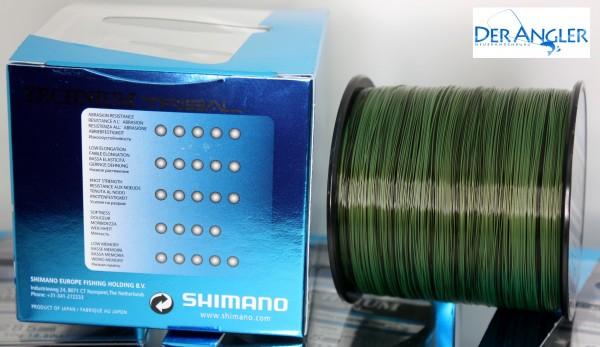 Shimano Technium Tribal 14kg 620m 0,405mm PB