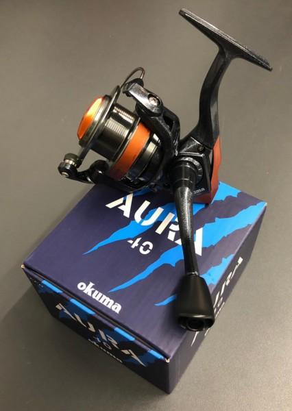 Okuma Aura-40 FD Spinnrolle Frontbremse