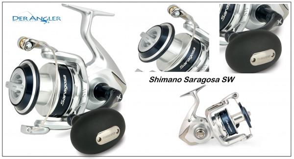 Shimano Saragosa SW 5000 6000 8000 10000 20000 25000
