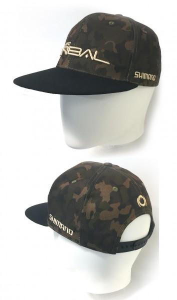 Shimano Tribal XTR Cap Flat brim