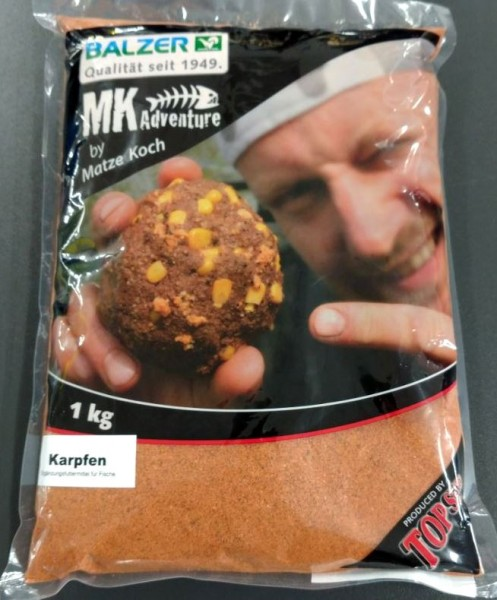 Balzer Matze Koch Special Edition Futter 1kg Karpfen Monster Crab Großfisch Rotauge Brasse