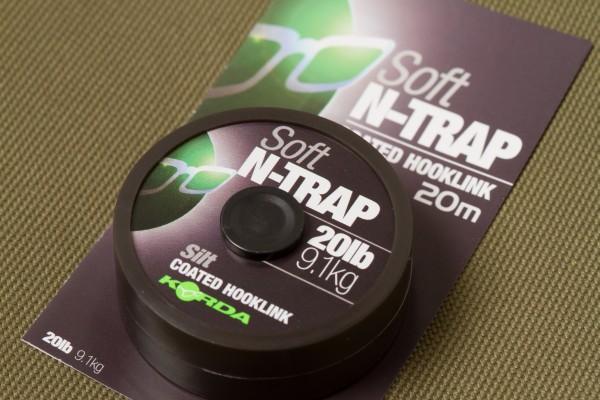 Korda N-Trap Soft 20lb 9kg Silt