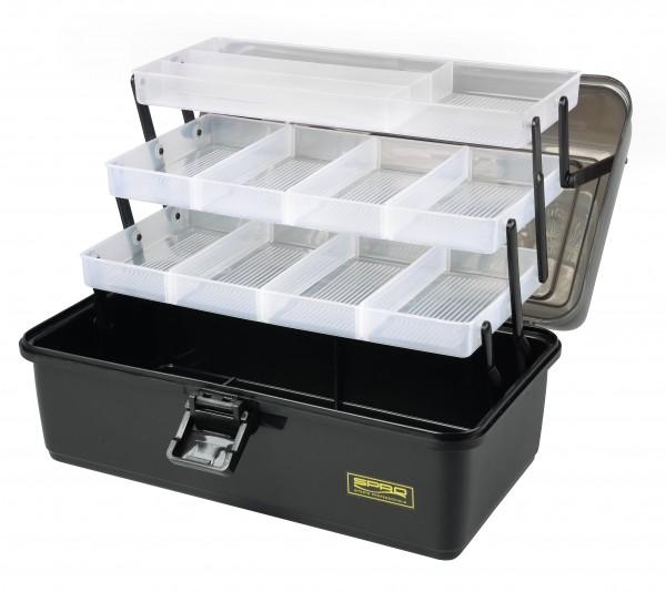 Spro TACKLEBOX 3-TRAY XL
