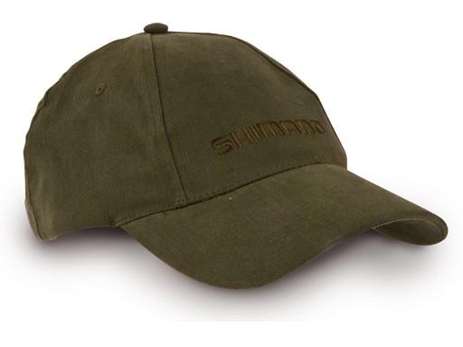Shimano Basecap Olive Green