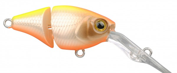 Spro Ikiru Joint Crank 35 3,5cm 3,4g Natural Chart Back