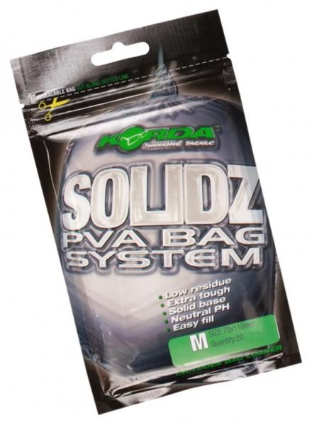 Korda Solidz PVA Bags - Medium 20 Stück