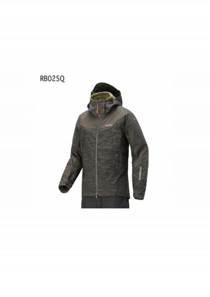 Shimano DS Advance Warm Jacket Ripple Brown M L XL XXL