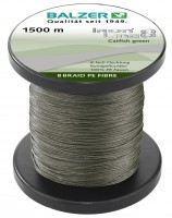 Iron Line 8x Catfish grün 0,60mm 10m