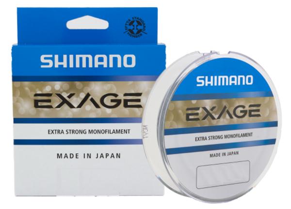 Shimano Exage 150m 0,355mm 10,4kg ABVERKAUF