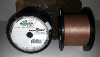 Power Pro Timber Brown Super 8 Slick 0,19mm 15kg je 10m !!
