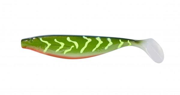 Balzer MAJO Super Booster UV 3 Längen Albino Blue Melon Pike Lime Night Crawler Green Orange Fire Ti