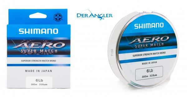 Shimano Aero Match Schnur 0,18mm 300m