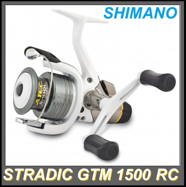 Shimano Stradic GTM 1500 RC Model mit Graphit Ersatzspule NEW OVP