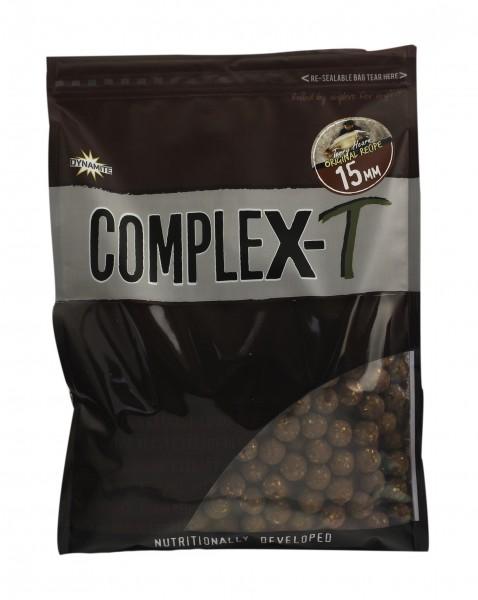 Dynamite Baits CompleX-T Boilies 15mm S/L 1kg