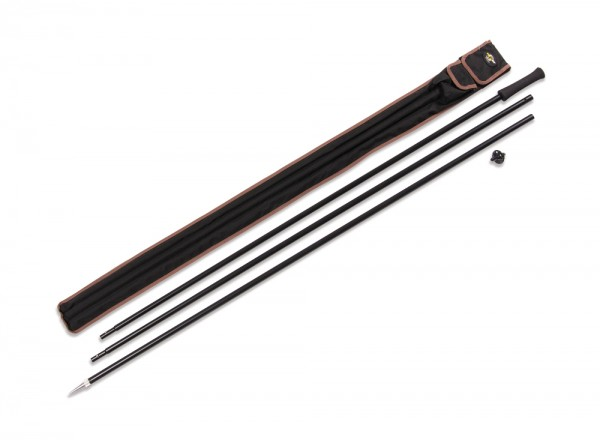 Carp Spirit Prodding Stick And Bag 3 Teile Umlenkstange
