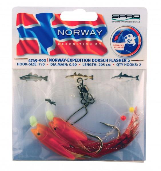 Spro Norway Expedition Dorsch Flasher 2