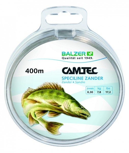 Balzer Camtec Zielfischschnur
