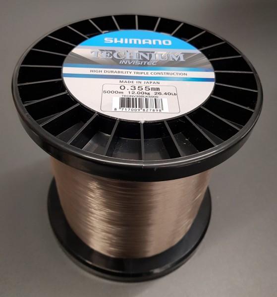 Technium Invisitec 5000m 0,355mm 12,00kg Großspule