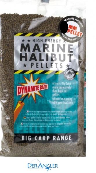 Dynamite Baits Marine Halibut Pellets 4mm 900gr
