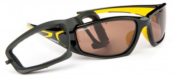 Shimano Sunglass Beastmaster (Gasket) Polarisationsbrille Polbrille Sonnenbrille
