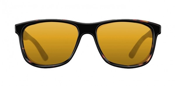 Korda Sunglasses Classics Matt Tortoise Frames Yellow Lens