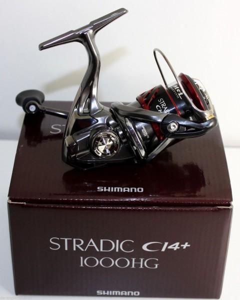Shimano Stradic Ci4+ FB 1000 2500 C3000 4000 HG XG