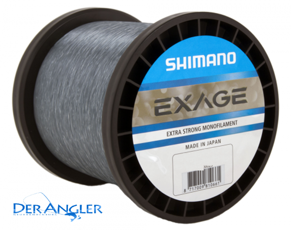 Shimano Exage 1000m 0,205mm 3,4kg