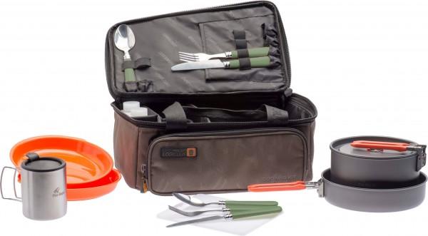 Prologic Logicook Survivor Cooking Kit 2 Man