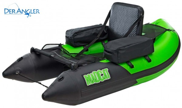 DAM MADCAT Belly Boot 170 cm incl. Reperaturkit und Tasche Belly Boat