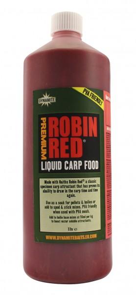 Dynamite Baits Liquid Carp Food 1l Worm Tiger Garlic Robin Red CSL Krill Squid