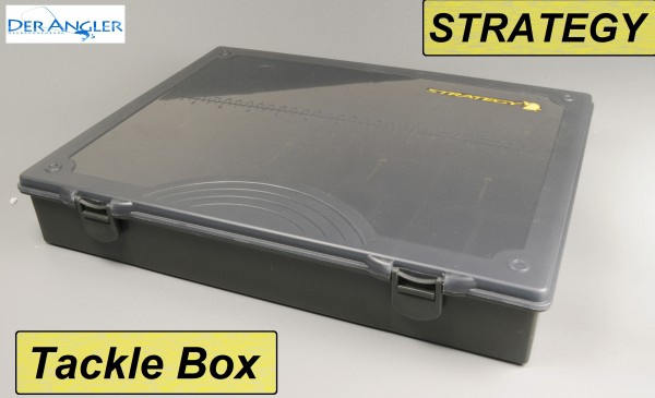 SPRO STRATEGY TACKLE BOX 370X300X60