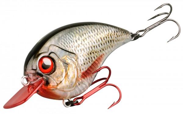 Spro IKIRU FLAT CRANK65 6,5cm 14g ROACH