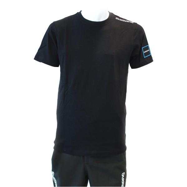Shimano T-Shirt 2018 Black S, M, L, XL, 2XL, 3XL