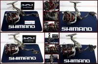 Shimano Stradic Ci4+ FB 1000 2500 C3000 4000 HG XG 2500 FB