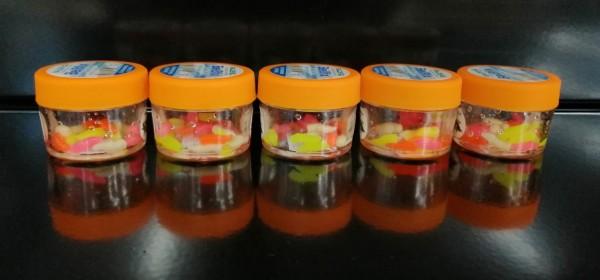 Balzer Beißfix Gummiköder Maden 8 Aromen Booster