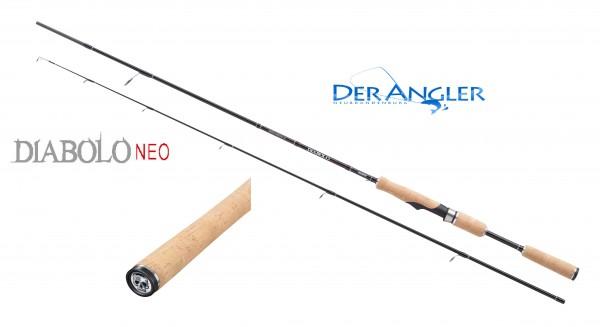 Balzer Diabolo Neo Twitch Spezial Medium 1,95m 6-24g