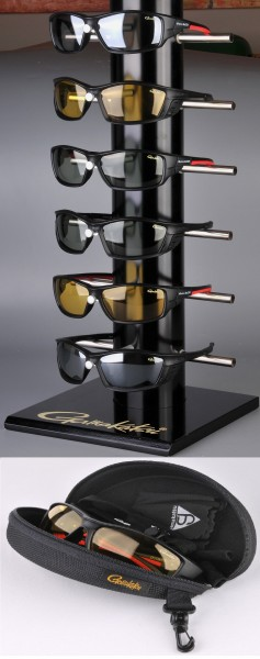 GAMAKATSU G-GLASSES Wings / Racer Polarisationsbrille