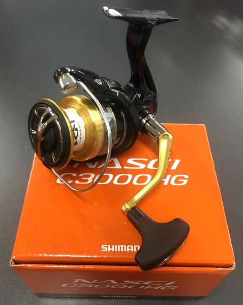 Shimano NASCI C3000 FB HG