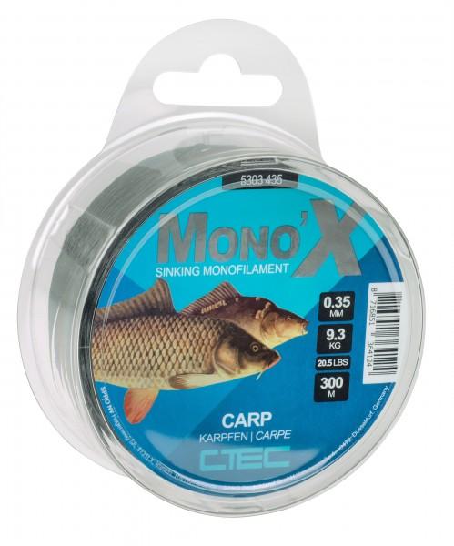 Spro C-Tec Karpfen Carp monofile Schnur 0,25,mm 0,28mm 0,30mm 0,35mm Black