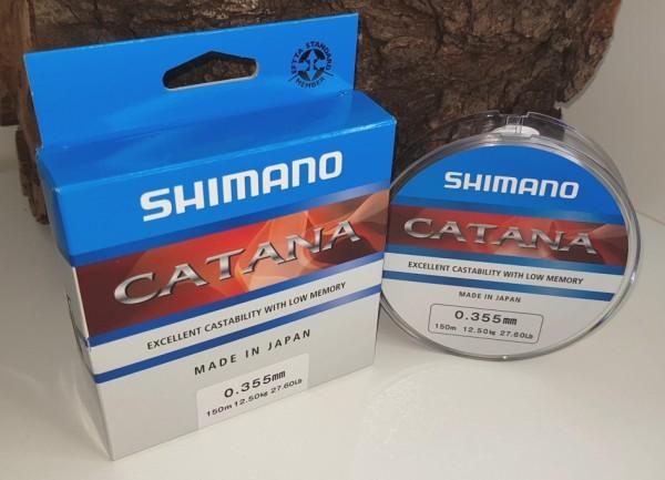 Shimano Catana Spinning 150m 0,355mm 12,50kg