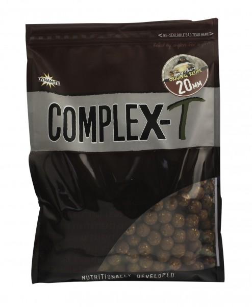 Dynamite Baits CompleX-T Boilies 20mm S/L 1kg