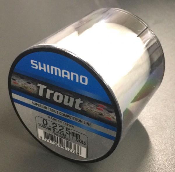 Shimano Trout 1000m 0225m 5,40kg